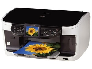 Canon PIXMA MP800 All-In-One Photo Printer/Copier/Scanner Service Repair Manual