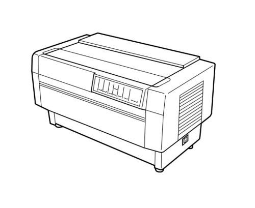 EPSON DFX-8500 IMPACT SERIAL DOT MATRIX PRINTER Service Repair Manual