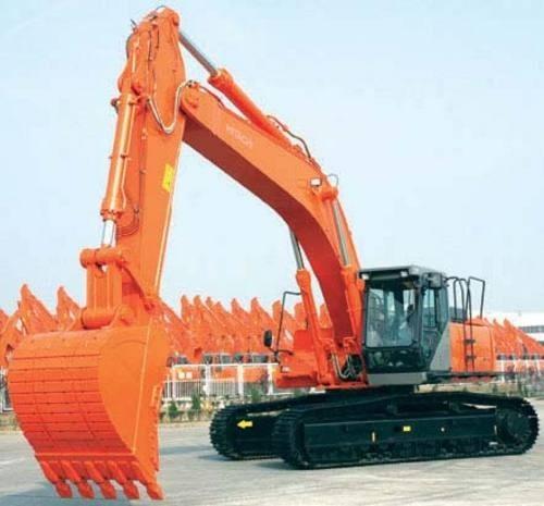 HITACHI EX750-5, EX800H-5 EXCAVATOR SERVICE REPAIR MANUAL