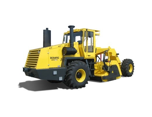 BOMAG MPH122 STABILIZER / RECYCLER SERVICE TRAINING MANUAL