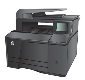 HP LaserJet Pro 200 color MFP M276 Series Service Repair Manual