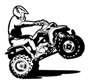 YAMAHA YFM350AS ATV SERVICE REPAIR MANUAL