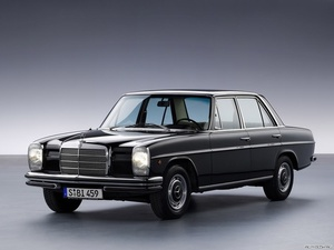 MERCEDES-BENZ W114 / W115 SERVICE REPAIR MANUAL 1968-1976 DOWNLOAD
