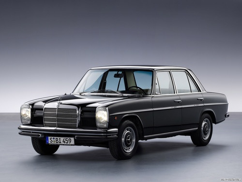 MERCEDES BENZ W114 / W115 SERVICE REPAIR MANUAL 1968 1976 DOWNLOAD