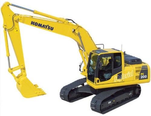 KOMATSU PC200-8, PC200LC-8, PC220-8, PC220LC-8 EXCAVATOR SHOP MANUAL+OPERATION & MAINTENANCE MANUAL