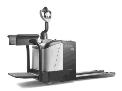 CROWN WP2300S Series Forklift Service Repair Manual