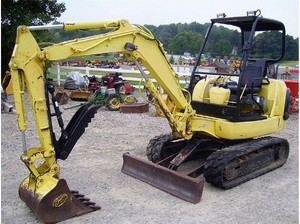 KOMATSU PC27R-8 HYDRAULIC EXCAVATOR SERVICE REPAIR MANUAL + OPERATION & MAINTENANCE MANUAL