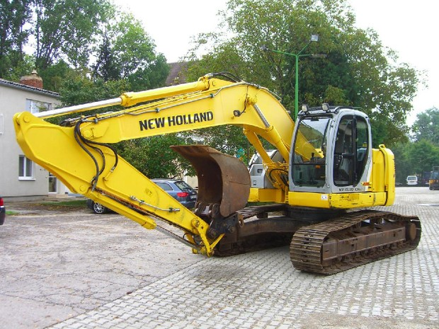 NEW HOLLAND E235SR EXCAVATOR SERVICE REPAIR MANUAL