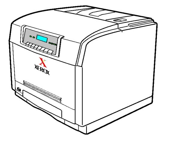 XEROX DocuPrint DocuPrint C55/C55mp/[NC60] Color Laser Printer Service Repair Manual