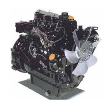 Yanmar 3TNV82A-BPMS Engine Parts Manual