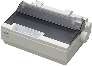 EPSON LX-300+II,LX-300+II RTP,LX-1170II 9-pin Serial Impact Dot Matrix Printer Service Repair Manual