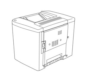 Epson AcuLaser C1900 / AcuLaser C900 A4 Color Page Printer Service Repair Manual