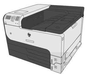 HP LaserJet Enterprise 700 M712 Service Repair Manual