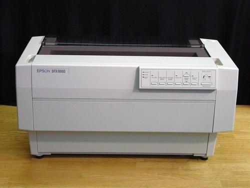 Epson DFX-8000 Printer Service Repair Manual