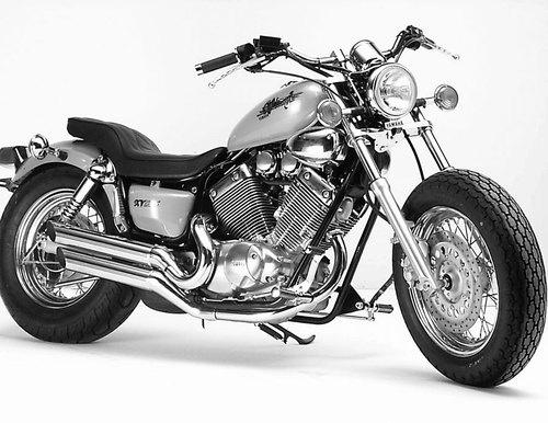 Yamaha Xv535 Xv700 Xv750 Xv920 Xv1000 Xv1100 Viragos Service Repair Manual: Engine Wiring Diagram 89 Yamaha Virago At Gundyle.co