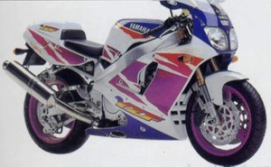 YAMAHA YZF750R / YZF750SP / YZF1000R MOTORCYCLE SERVICE REPAIR MANUAL 1993-2000 DOWNLOAD