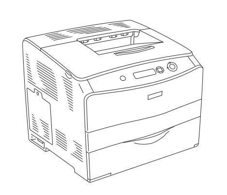 EPSON AcuLaser C1100 A4 Full Color Laser Printer Service Repair Manual