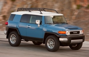 2011 TOYOTA FJ CRUISER SERVICE REPAIR MANUAL