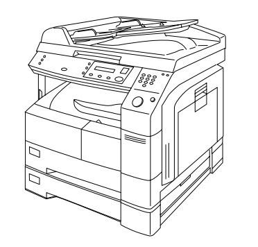 Panasonic DP-1510P / DP-1810P Digital Imaging Systems Service Repair Manual