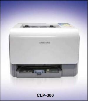 Samsung CLP-300 Series CLP-300N/XAZ Color Laser Printer Service Repair Manual