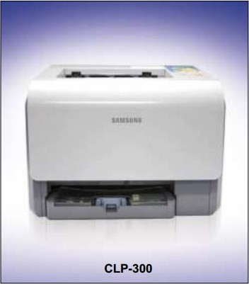 Samsung CLP-300 Series CLP-300N/XAZ Color Laser Printer Service Repair Manual