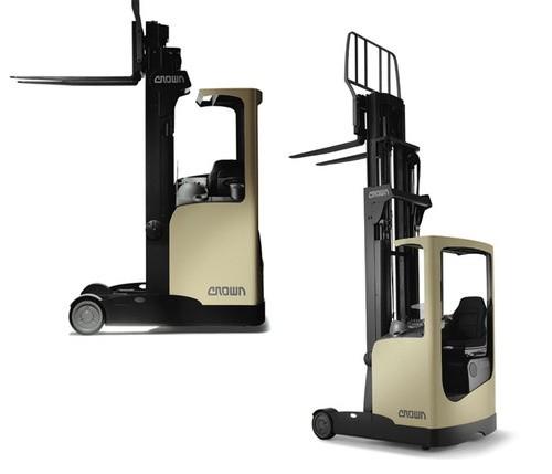 CROWN ESR4000 Series Forklift Parts Manual