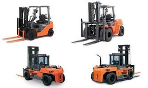 Toyota Forklift 5P Model Engine Service Repair Manual