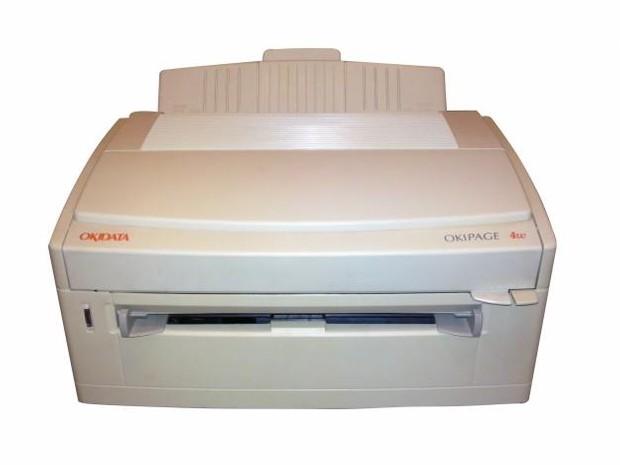 OKI OKIPAGE 4w / 4m / 4w Plus LED Page Printer Service Repair Manual