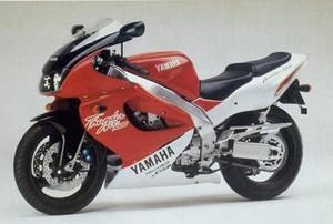 1996 YAMAHA YZF1000RJ / YZF1000RJC SERVICE REPAIR MANUAL