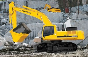 HYUNDAI R500LC-7 CRAWLER EXCAVATOR SERVICE REPAIR MANUAL
