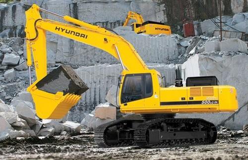 HYUNDAI R500LC-7 CRAWLER EXCAVATOR SERVICE REPAIR MANUAL