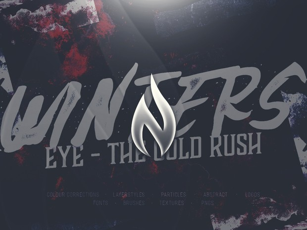 WINTERS EYE - The Cold Rush (Graphics Pack)