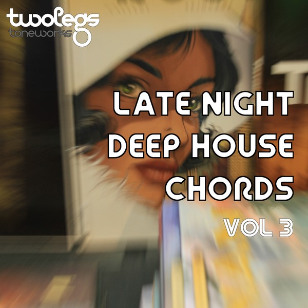 Late Night Deep House Chords Vol. 3 (U-he Diva)