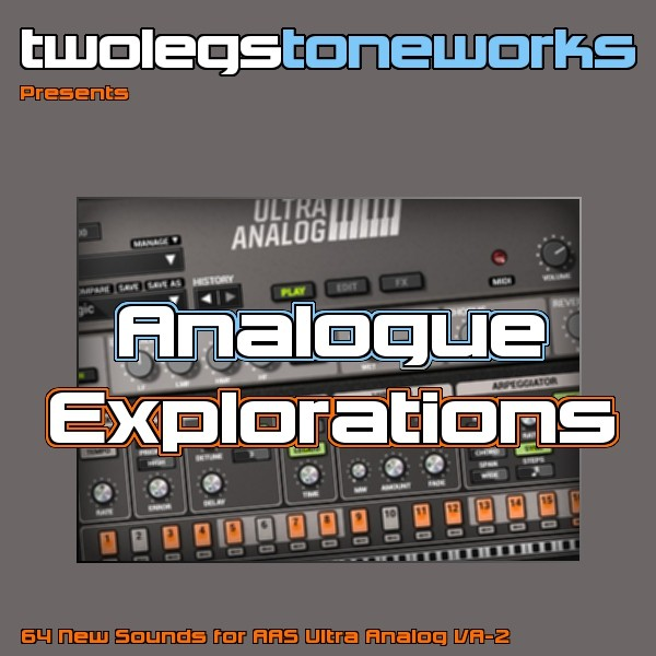 Analogue Explorations (Ultra Analog VA-2)