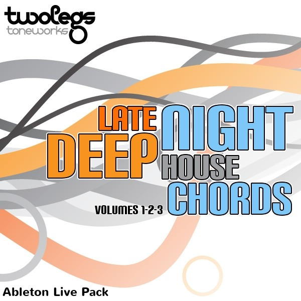 Late Night Deep House Chords Vol. 1-3 (Live Pack)