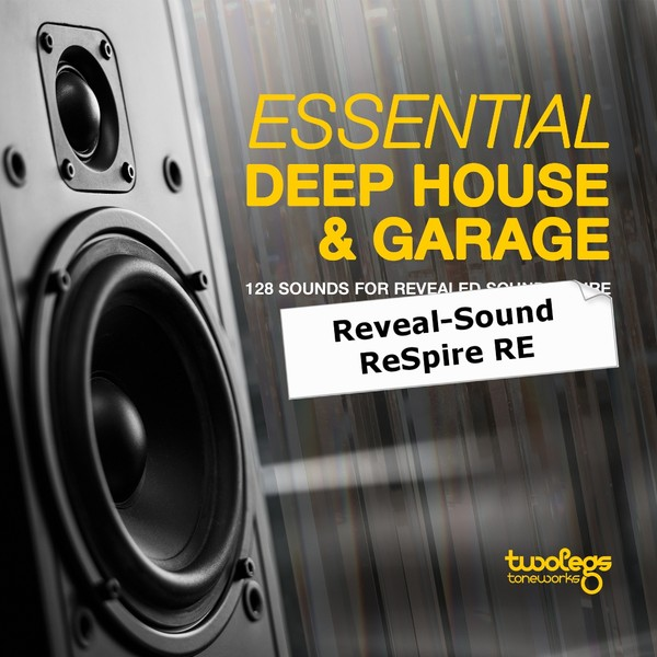 Essential Deep House & Garage (ReSpire)