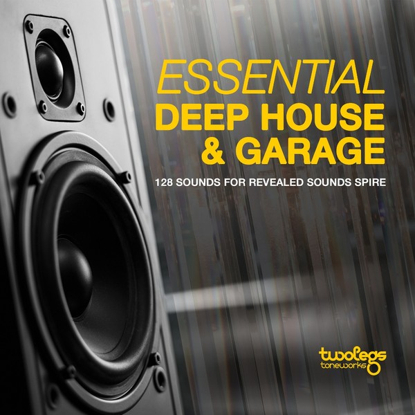 Essential Deep House & Garage (Spire)