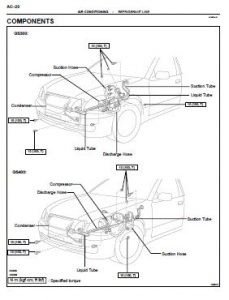 2000 Lexus GS300 GS400 Service Repair Manual