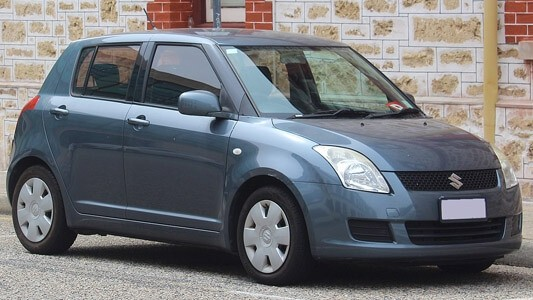 Suzuki Swift Model Years 2004 to 2010 Repair Manual