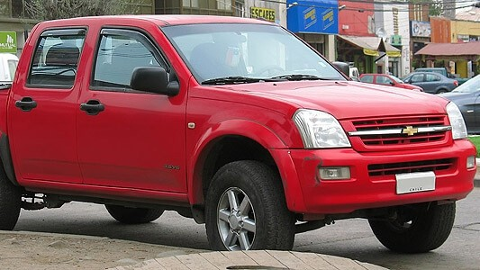 Chevrolet Luv D-Max RA Model Years 2005 to 2012 Repair Manual