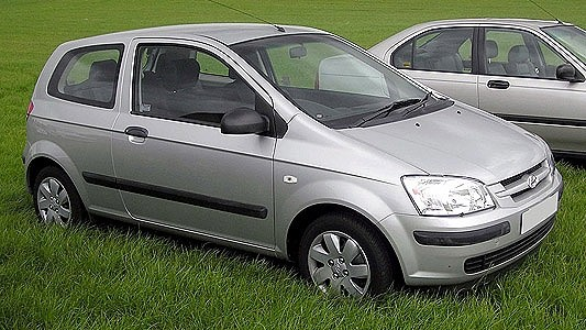 Hyundai Getz 2002 to 2005 Series Factory Workshop Manual