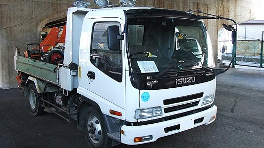 Isuzu FSR / FTR / FRV Workshop Manual