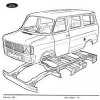 Ford Transit Petrol 1978-86 Service Repair Manual