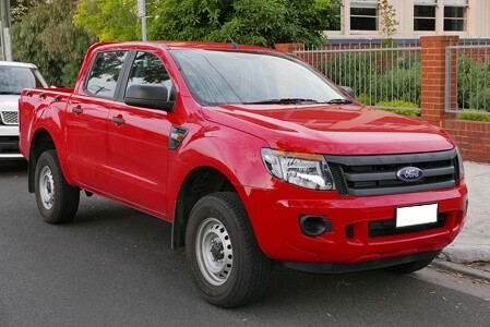 Ford Ranger Model Years 2011 to 2015 Repair Manual