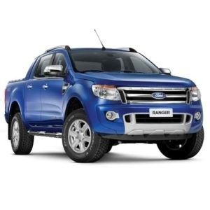 Ford Ranger Workshop Manual 2011-2016