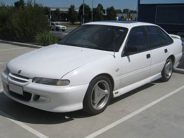 Holden VS Commodore Workshop Manual