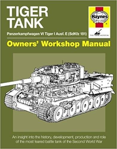 Tiger Tank Manual