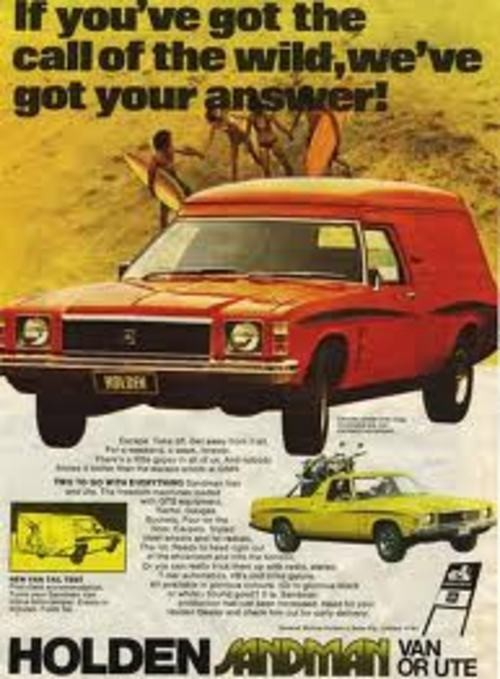 HOLDEN SANDMAN PANELVAN ID AND REBUILD GUIDE