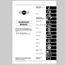 ROVER MINI - WORKSHOP, SERVICE, REPAIR MANUAL - WIRING - OWNERS