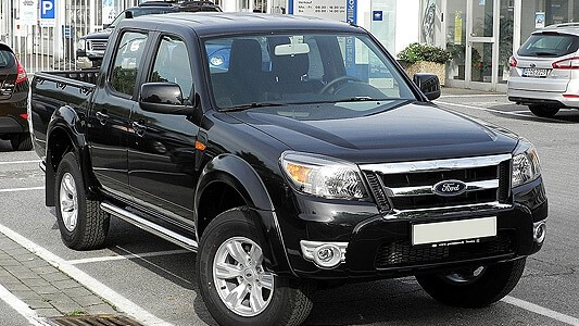 Ford Ranger Model Years 2009 to 2011 Repair Manual